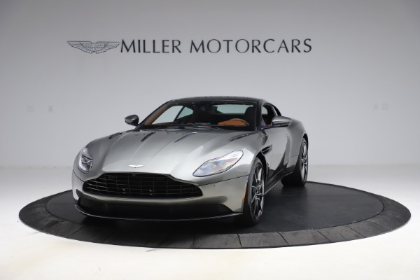 Used 2017 Aston Martin DB11 V12 Coupe for sale $134,900 at Rolls-Royce Motor Cars Greenwich in Greenwich CT 06830 12