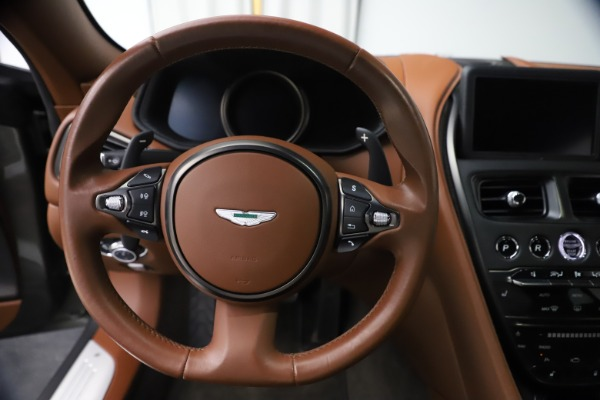 Used 2017 Aston Martin DB11 V12 Coupe for sale $134,900 at Rolls-Royce Motor Cars Greenwich in Greenwich CT 06830 16