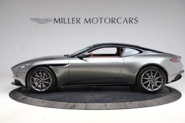 Used 2017 Aston Martin DB11 V12 Coupe for sale $134,900 at Rolls-Royce Motor Cars Greenwich in Greenwich CT 06830 2