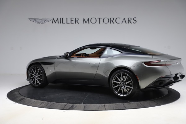 Used 2017 Aston Martin DB11 V12 Coupe for sale $134,900 at Rolls-Royce Motor Cars Greenwich in Greenwich CT 06830 3