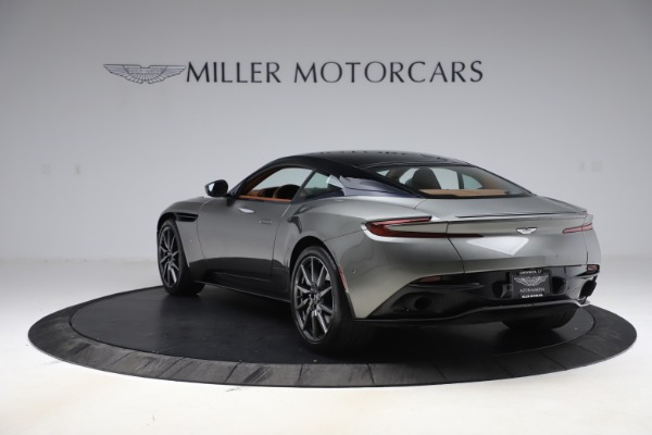 Used 2017 Aston Martin DB11 V12 Coupe for sale $134,900 at Rolls-Royce Motor Cars Greenwich in Greenwich CT 06830 4