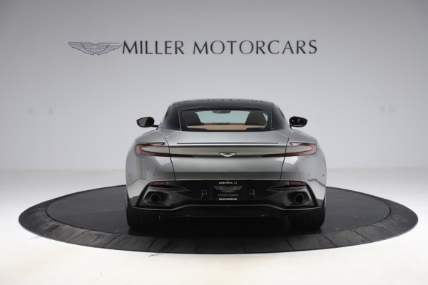 Used 2017 Aston Martin DB11 V12 Coupe for sale $134,900 at Rolls-Royce Motor Cars Greenwich in Greenwich CT 06830 5