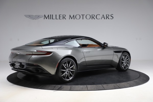 Used 2017 Aston Martin DB11 V12 Coupe for sale $134,900 at Rolls-Royce Motor Cars Greenwich in Greenwich CT 06830 7