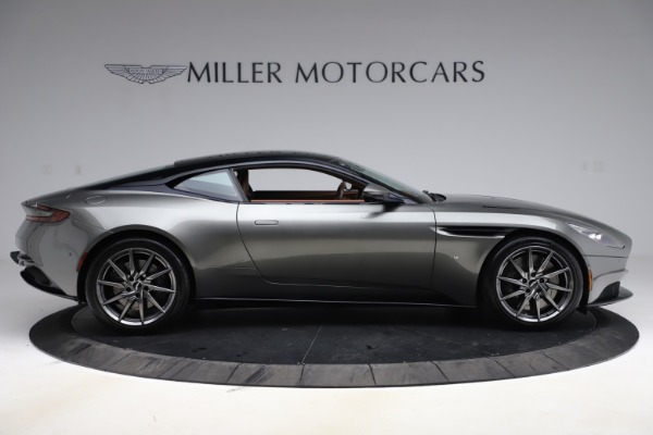 Used 2017 Aston Martin DB11 V12 Coupe for sale $134,900 at Rolls-Royce Motor Cars Greenwich in Greenwich CT 06830 8
