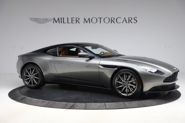 Used 2017 Aston Martin DB11 V12 Coupe for sale $134,900 at Rolls-Royce Motor Cars Greenwich in Greenwich CT 06830 9