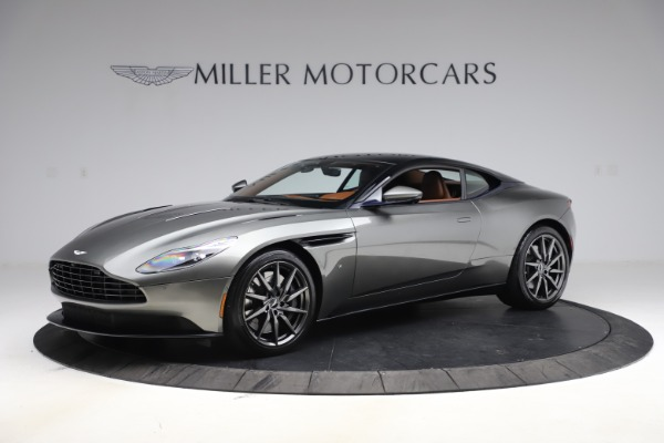 Used 2017 Aston Martin DB11 V12 Coupe for sale $134,900 at Rolls-Royce Motor Cars Greenwich in Greenwich CT 06830 1