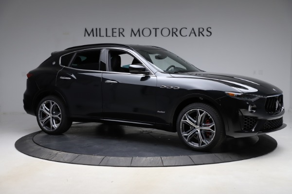 New 2021 Maserati Levante Q4 GranSport for sale $94,985 at Rolls-Royce Motor Cars Greenwich in Greenwich CT 06830 10