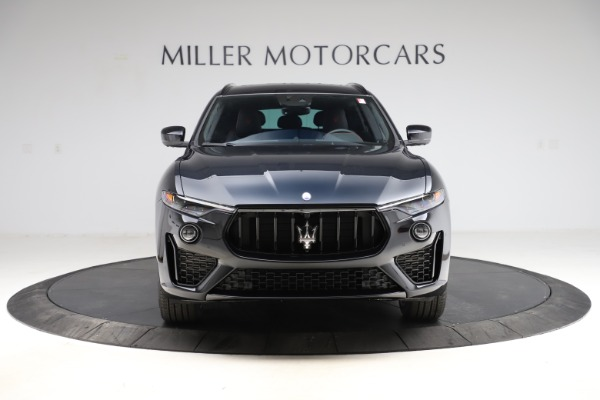 New 2021 Maserati Levante Q4 GranSport for sale $94,985 at Rolls-Royce Motor Cars Greenwich in Greenwich CT 06830 12