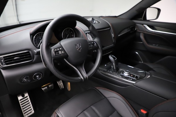 New 2021 Maserati Levante Q4 GranSport for sale $94,985 at Rolls-Royce Motor Cars Greenwich in Greenwich CT 06830 13