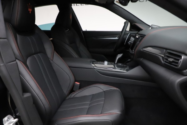 New 2021 Maserati Levante Q4 GranSport for sale $94,985 at Rolls-Royce Motor Cars Greenwich in Greenwich CT 06830 22