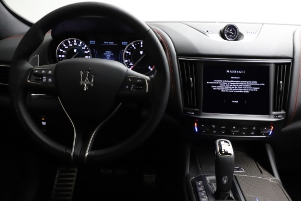 New 2021 Maserati Levante Q4 GranSport for sale $94,985 at Rolls-Royce Motor Cars Greenwich in Greenwich CT 06830 25