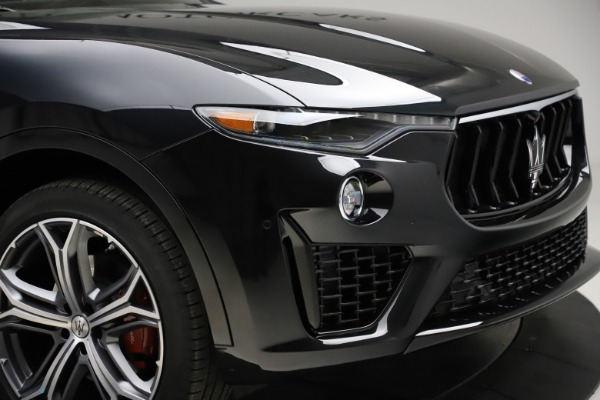 New 2021 Maserati Levante Q4 GranSport for sale $94,985 at Rolls-Royce Motor Cars Greenwich in Greenwich CT 06830 26