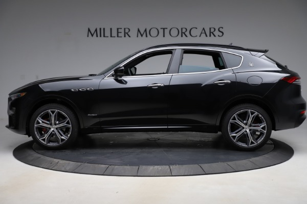 New 2021 Maserati Levante Q4 GranSport for sale $94,985 at Rolls-Royce Motor Cars Greenwich in Greenwich CT 06830 3