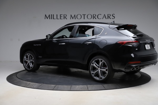 New 2021 Maserati Levante Q4 GranSport for sale $94,985 at Rolls-Royce Motor Cars Greenwich in Greenwich CT 06830 4