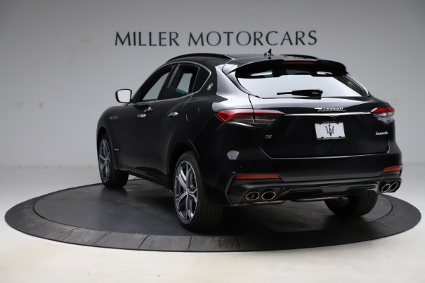 New 2021 Maserati Levante Q4 GranSport for sale $94,985 at Rolls-Royce Motor Cars Greenwich in Greenwich CT 06830 5
