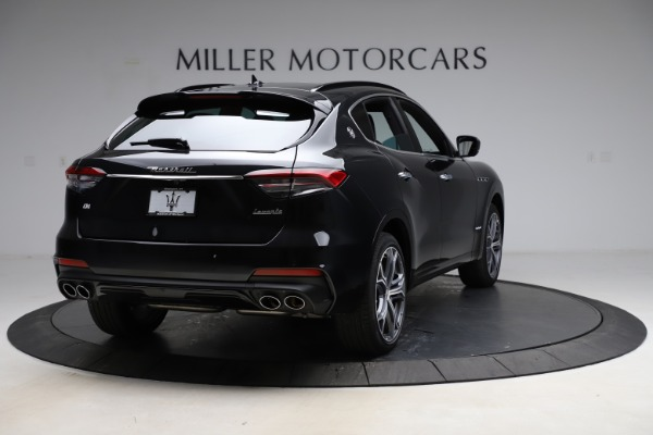 New 2021 Maserati Levante Q4 GranSport for sale $94,985 at Rolls-Royce Motor Cars Greenwich in Greenwich CT 06830 7