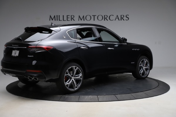 New 2021 Maserati Levante Q4 GranSport for sale $94,985 at Rolls-Royce Motor Cars Greenwich in Greenwich CT 06830 8