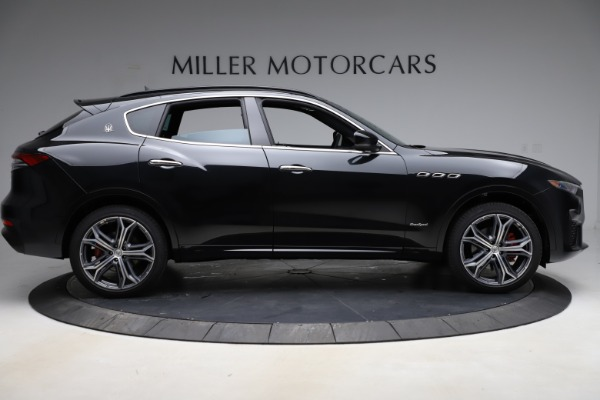 New 2021 Maserati Levante Q4 GranSport for sale $94,985 at Rolls-Royce Motor Cars Greenwich in Greenwich CT 06830 9