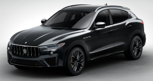 New 2021 Maserati Levante Q4 GranSport for sale $88,285 at Rolls-Royce Motor Cars Greenwich in Greenwich CT 06830 1