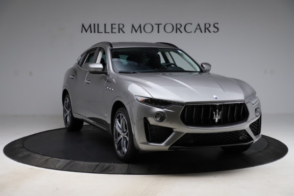 New 2021 Maserati Levante Q4 GranSport for sale $93,585 at Rolls-Royce Motor Cars Greenwich in Greenwich CT 06830 11