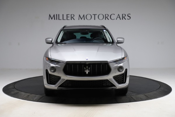 New 2021 Maserati Levante Q4 GranSport for sale $93,585 at Rolls-Royce Motor Cars Greenwich in Greenwich CT 06830 12