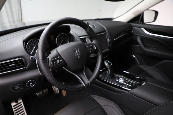 New 2021 Maserati Levante Q4 GranSport for sale $93,585 at Rolls-Royce Motor Cars Greenwich in Greenwich CT 06830 13