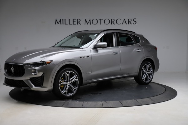 New 2021 Maserati Levante Q4 GranSport for sale $93,585 at Rolls-Royce Motor Cars Greenwich in Greenwich CT 06830 2