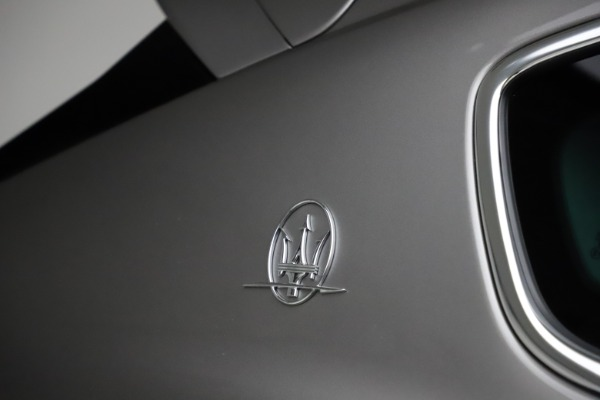 New 2021 Maserati Levante Q4 GranSport for sale $93,585 at Rolls-Royce Motor Cars Greenwich in Greenwich CT 06830 28