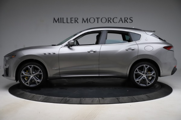 New 2021 Maserati Levante Q4 GranSport for sale $93,585 at Rolls-Royce Motor Cars Greenwich in Greenwich CT 06830 3