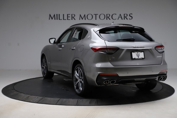 New 2021 Maserati Levante Q4 GranSport for sale $93,585 at Rolls-Royce Motor Cars Greenwich in Greenwich CT 06830 4