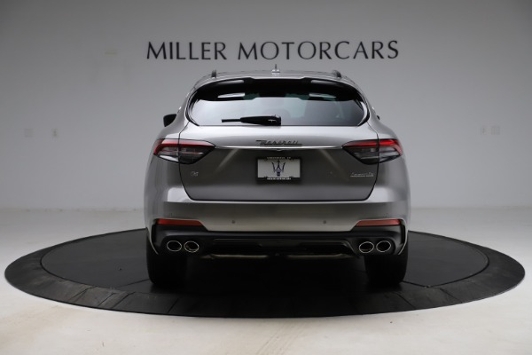 New 2021 Maserati Levante Q4 GranSport for sale $93,585 at Rolls-Royce Motor Cars Greenwich in Greenwich CT 06830 6
