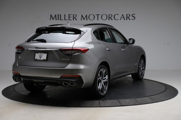 New 2021 Maserati Levante Q4 GranSport for sale $93,585 at Rolls-Royce Motor Cars Greenwich in Greenwich CT 06830 7