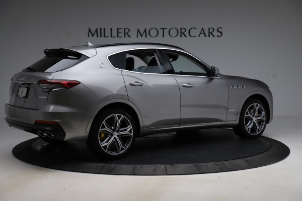 New 2021 Maserati Levante Q4 GranSport for sale $93,585 at Rolls-Royce Motor Cars Greenwich in Greenwich CT 06830 8