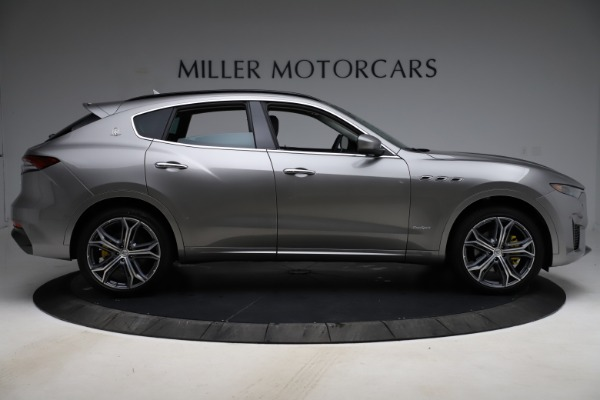 New 2021 Maserati Levante Q4 GranSport for sale $93,585 at Rolls-Royce Motor Cars Greenwich in Greenwich CT 06830 9