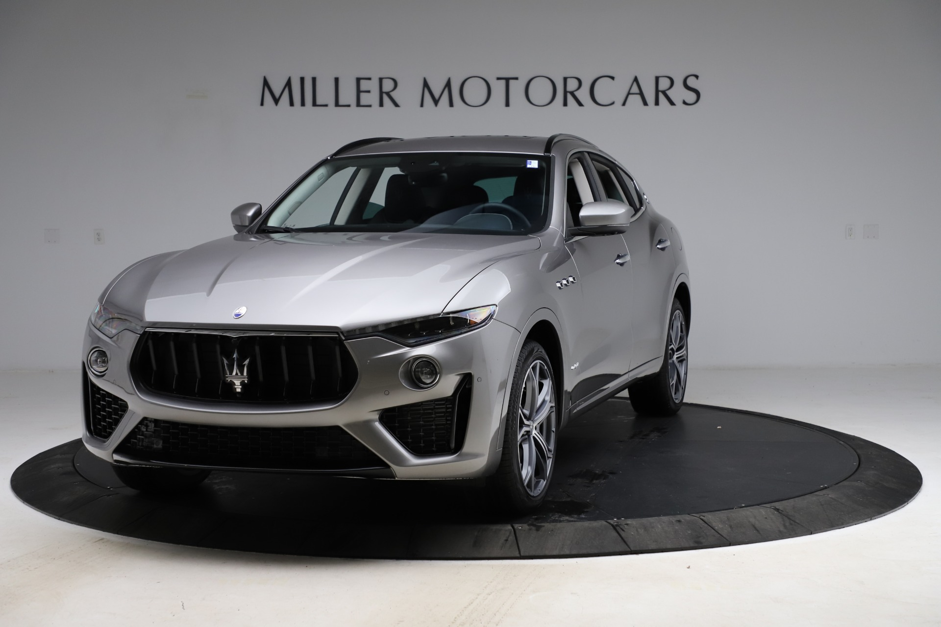 New 2021 Maserati Levante Q4 GranSport for sale $93,585 at Rolls-Royce Motor Cars Greenwich in Greenwich CT 06830 1
