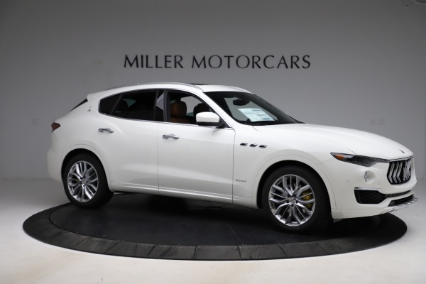 New 2021 Maserati Levante Q4 GranLusso for sale Sold at Rolls-Royce Motor Cars Greenwich in Greenwich CT 06830 10