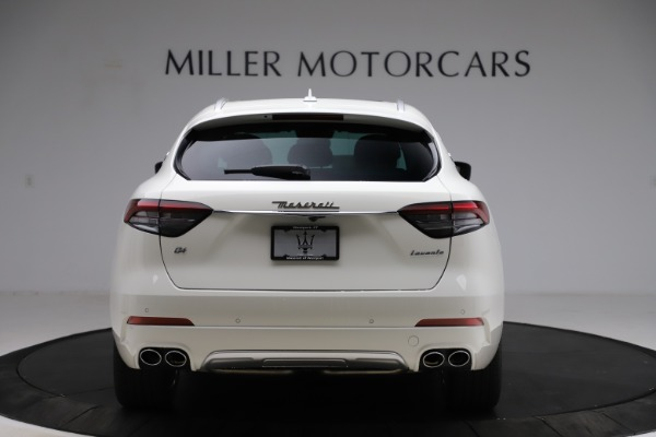 New 2021 Maserati Levante Q4 GranLusso for sale Sold at Rolls-Royce Motor Cars Greenwich in Greenwich CT 06830 6