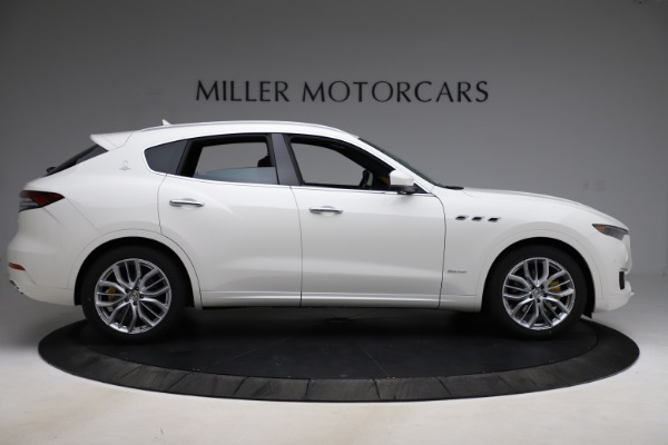 New 2021 Maserati Levante Q4 GranLusso for sale Sold at Rolls-Royce Motor Cars Greenwich in Greenwich CT 06830 9