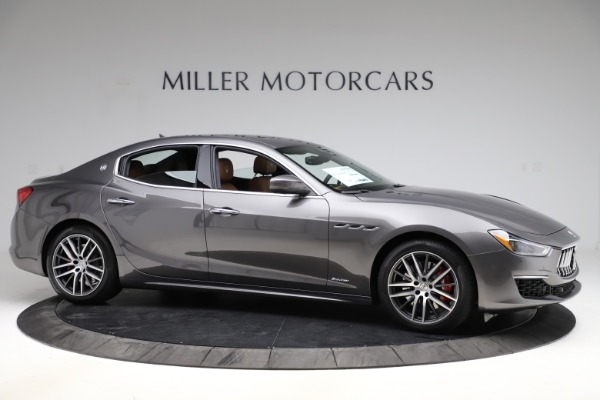 New 2021 Maserati Ghibli S Q4 GranLusso for sale Sold at Rolls-Royce Motor Cars Greenwich in Greenwich CT 06830 10