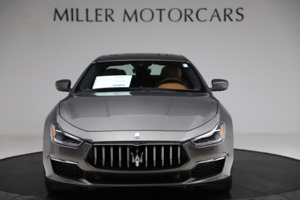 New 2021 Maserati Ghibli S Q4 GranLusso for sale Sold at Rolls-Royce Motor Cars Greenwich in Greenwich CT 06830 12