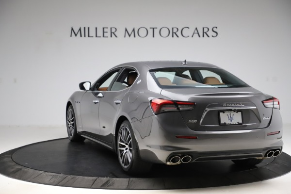 New 2021 Maserati Ghibli S Q4 GranLusso for sale Sold at Rolls-Royce Motor Cars Greenwich in Greenwich CT 06830 5