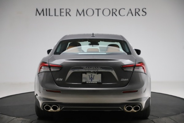 New 2021 Maserati Ghibli S Q4 GranLusso for sale Sold at Rolls-Royce Motor Cars Greenwich in Greenwich CT 06830 6