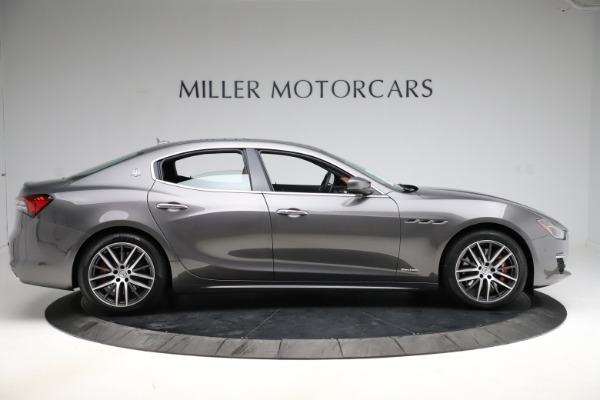New 2021 Maserati Ghibli S Q4 GranLusso for sale Sold at Rolls-Royce Motor Cars Greenwich in Greenwich CT 06830 9