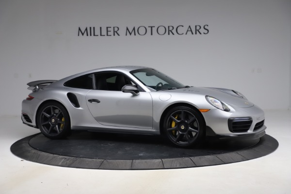 Used 2019 Porsche 911 Turbo S for sale $177,900 at Rolls-Royce Motor Cars Greenwich in Greenwich CT 06830 10