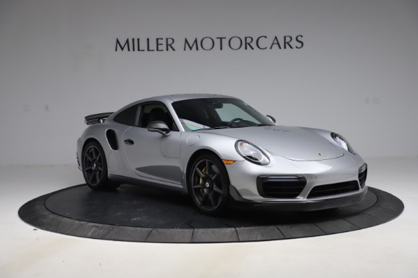 Used 2019 Porsche 911 Turbo S for sale $177,900 at Rolls-Royce Motor Cars Greenwich in Greenwich CT 06830 11