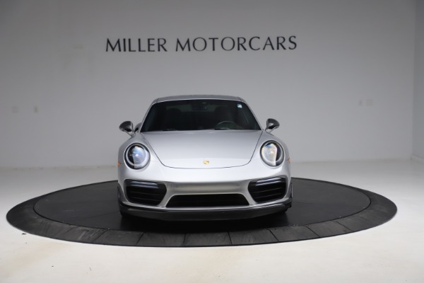 Used 2019 Porsche 911 Turbo S for sale $177,900 at Rolls-Royce Motor Cars Greenwich in Greenwich CT 06830 12