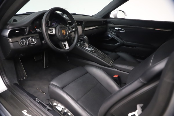 Used 2019 Porsche 911 Turbo S for sale $177,900 at Rolls-Royce Motor Cars Greenwich in Greenwich CT 06830 16