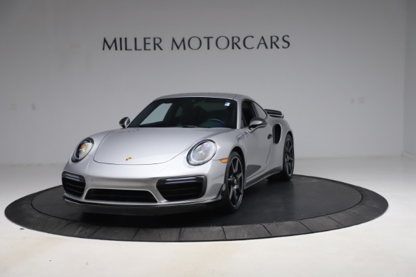 Used 2019 Porsche 911 Turbo S for sale $177,900 at Rolls-Royce Motor Cars Greenwich in Greenwich CT 06830 2