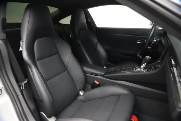 Used 2019 Porsche 911 Turbo S for sale $177,900 at Rolls-Royce Motor Cars Greenwich in Greenwich CT 06830 24