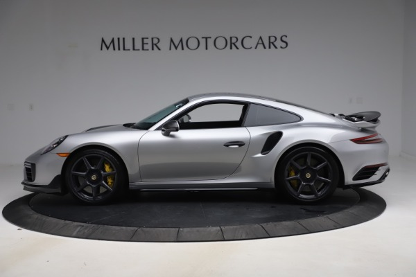 Used 2019 Porsche 911 Turbo S for sale $177,900 at Rolls-Royce Motor Cars Greenwich in Greenwich CT 06830 3